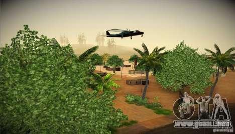 New ENB by Russkiy Sergant V1.0 para GTA San Andreas tercera pantalla