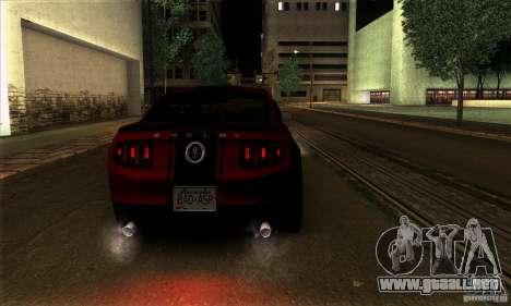 Real HQ Roads para GTA San Andreas décimo de pantalla