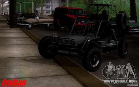 Desert Patrol Vehicle para GTA San Andreas