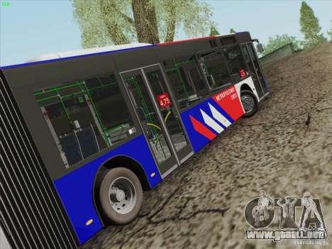 Design X3 para GTA San Andreas left