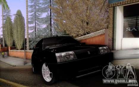 ENBSeries By Eralhan para GTA San Andreas séptima pantalla