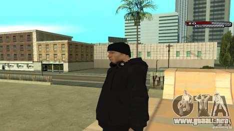 Trialist HD para GTA San Andreas segunda pantalla