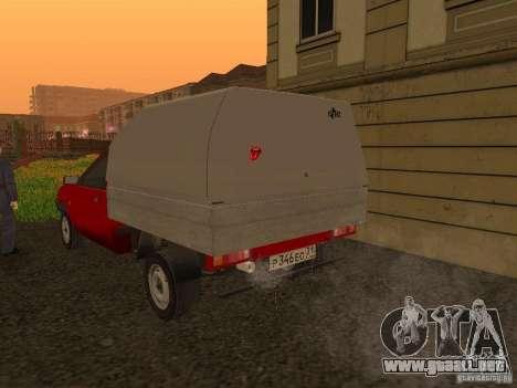 2347 a OPI para la visión correcta GTA San Andreas