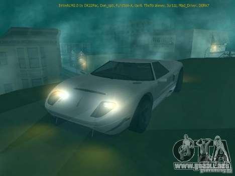 La bala de la GTA TBoGT IVF para GTA San Andreas left