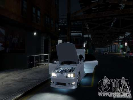 Toyota Chaser 100 TourerV para GTA 4 ruedas