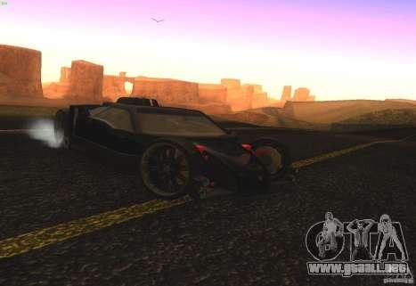 Guardia para la visión correcta GTA San Andreas