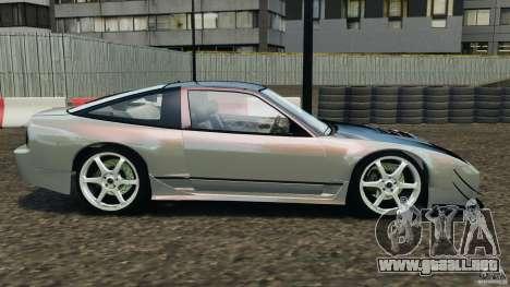 Nissan 240SX Kawabata Drift para GTA 4 left