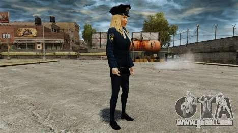 Nueva chicas-v 4.0 para GTA 4 quinta pantalla