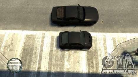 Ford Mustang Mini GT Beta para GTA 4 visión correcta