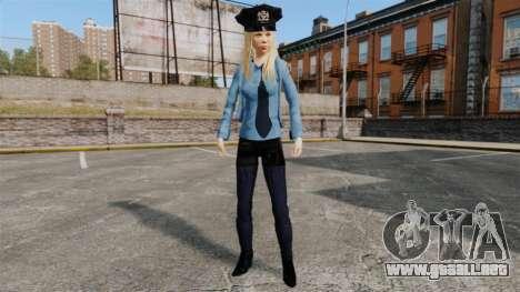 Nueva chicas-v 4.0 para GTA 4 tercera pantalla