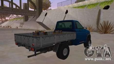 UAZ-2360 para la visión correcta GTA San Andreas