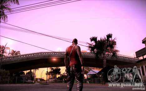 Vaas de Far Cry 3 para GTA San Andreas tercera pantalla