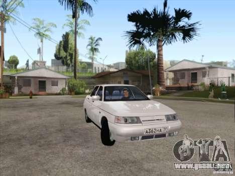 Drenaje VAZ 2110 para GTA San Andreas left