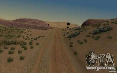RoSA Project v1.0 para GTA San Andreas séptima pantalla