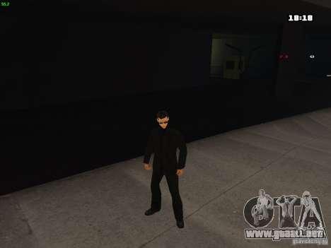 Nuevas animaciones para GTA San Andreas segunda pantalla
