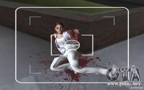 Animar el cuerpo del GTA IV para GTA San Andreas tercera pantalla