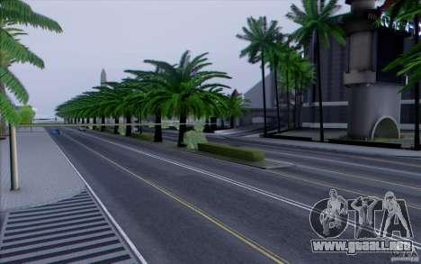 Carretera HD v3.0 para GTA San Andreas sexta pantalla