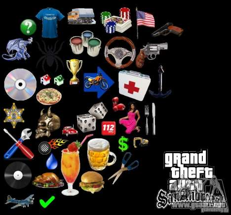 Nuevo HUD para GTA San Andreas