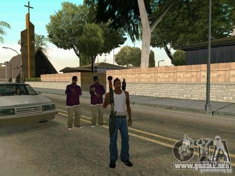 Lopatomët para GTA San Andreas tercera pantalla