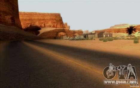 RoSA Project v1.0 para GTA San Andreas sucesivamente de pantalla