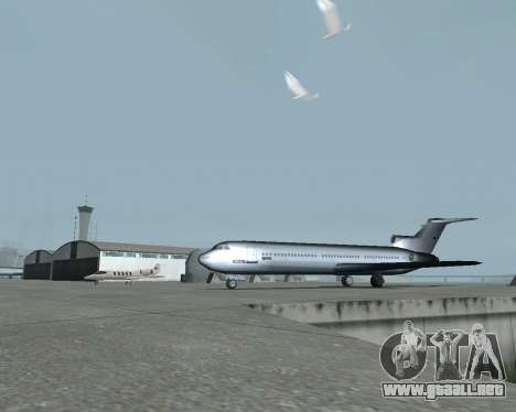 Real New San Francisco v1 para GTA San Andreas segunda pantalla