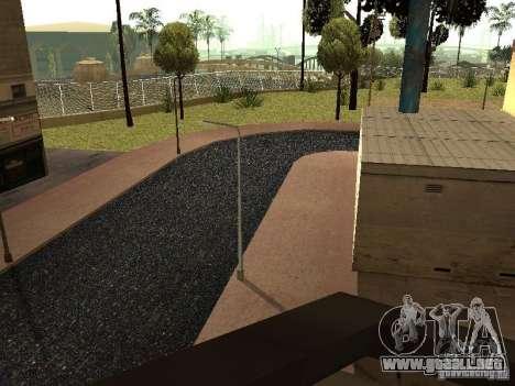 La nueva calle Grove para GTA San Andreas décimo de pantalla