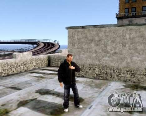 Chaqueta para GTA 4 segundos de pantalla