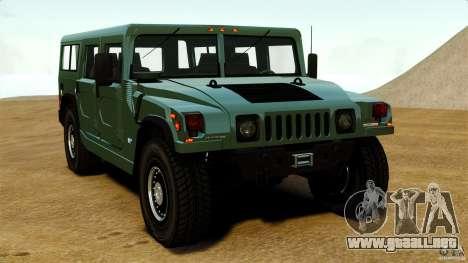 Hummer H1 Alpha para GTA 4