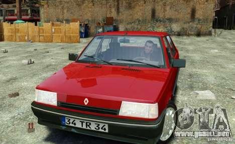 Renault 9 Broadway para GTA 4 left