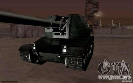 Bat. Chat. 155 SPG para GTA San Andreas