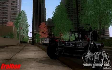 Desert Patrol Vehicle para GTA San Andreas left