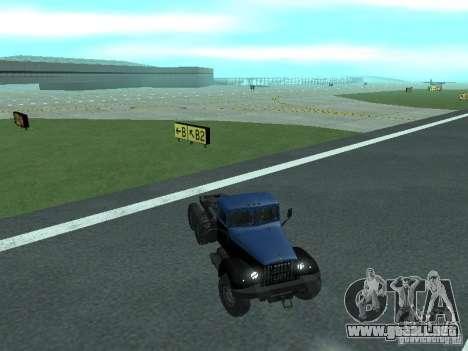 YAZ 214 para visión interna GTA San Andreas