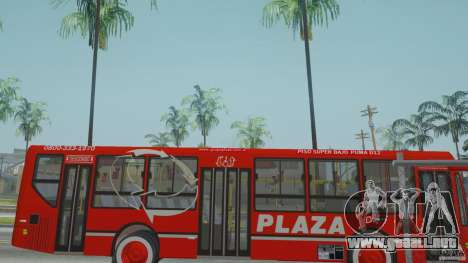 Deutz TATSA Puma D12 36 Grupo Plaza para la visión correcta GTA San Andreas