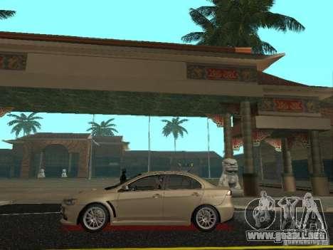 New Chinatown para GTA San Andreas sexta pantalla