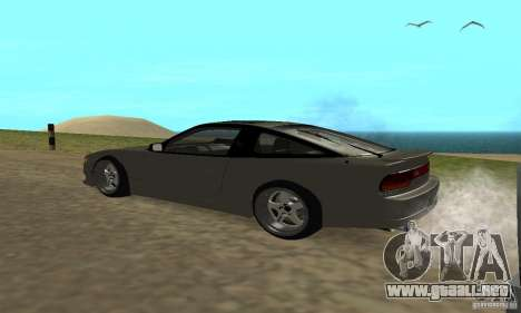 Nissan SIL80 para GTA San Andreas
