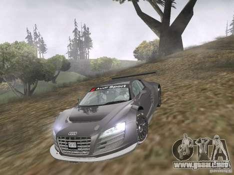 Audi R8 LMS v3.0 para GTA San Andreas