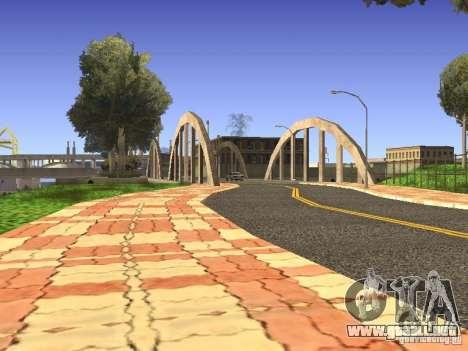 New Los Santos para GTA San Andreas quinta pantalla
