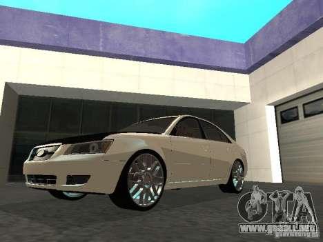 Hyundai Sonata 2008 para GTA San Andreas