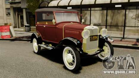 Ford Model T 1926 para GTA 4