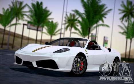 Ferrari F430 Scuderia Spider 16M para GTA San Andreas
