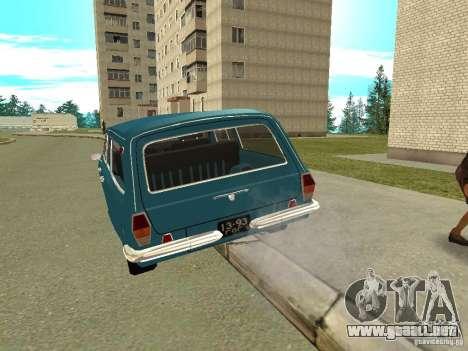 Volga GAZ 24-12 para la visión correcta GTA San Andreas