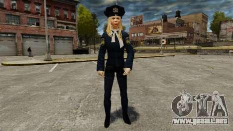 Nueva chicas-v 4.0 para GTA 4 segundos de pantalla