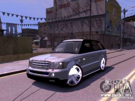 Range Rover DUB 2.0 para GTA 4