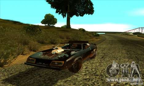 Ford Falcon 351 GT (XB) para GTA San Andreas left