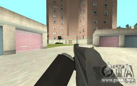 Nueva animación de GTA IV para GTA San Andreas sucesivamente de pantalla
