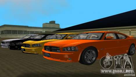 Dodge Charger RT para GTA Vice City