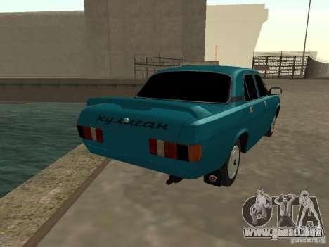 Volga GAZ 31029 para GTA San Andreas left