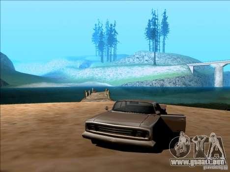 ENBSeries v1.1 para GTA San Andreas tercera pantalla