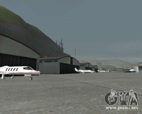 Real New San Francisco v1 para GTA San Andreas tercera pantalla