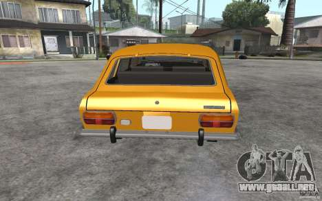 Gorynych IZH 2125 para GTA San Andreas vista posterior izquierda